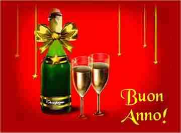 Buon anno nuovo dall'agriturismo al Vecchio Mulino