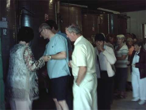 Enoturismo: assaggio dei vini in cantina